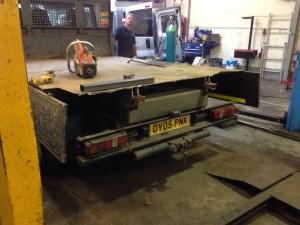 Ford Body Repairs