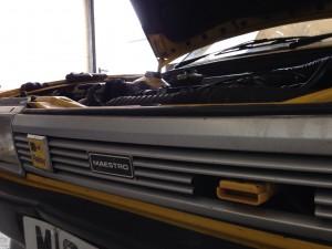 Austin Maestro AA van Repairs