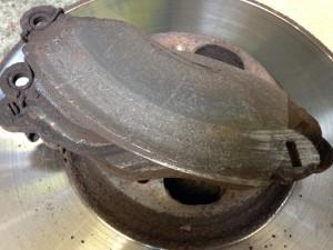 noisy brake pads