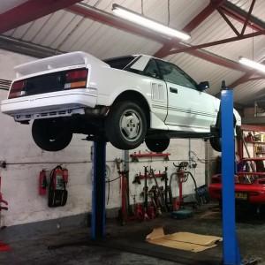 Toyota MR2 repairs