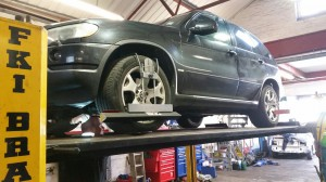 bmw trackng alignment portsmouth