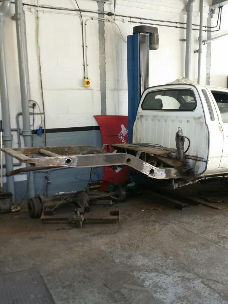 custom car conversion in Portsmouth