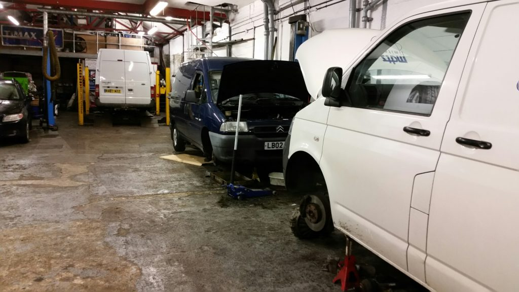 van repairs portsmouth