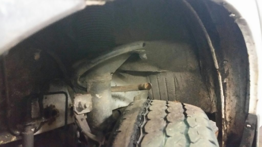 ford transit coil spring replacement