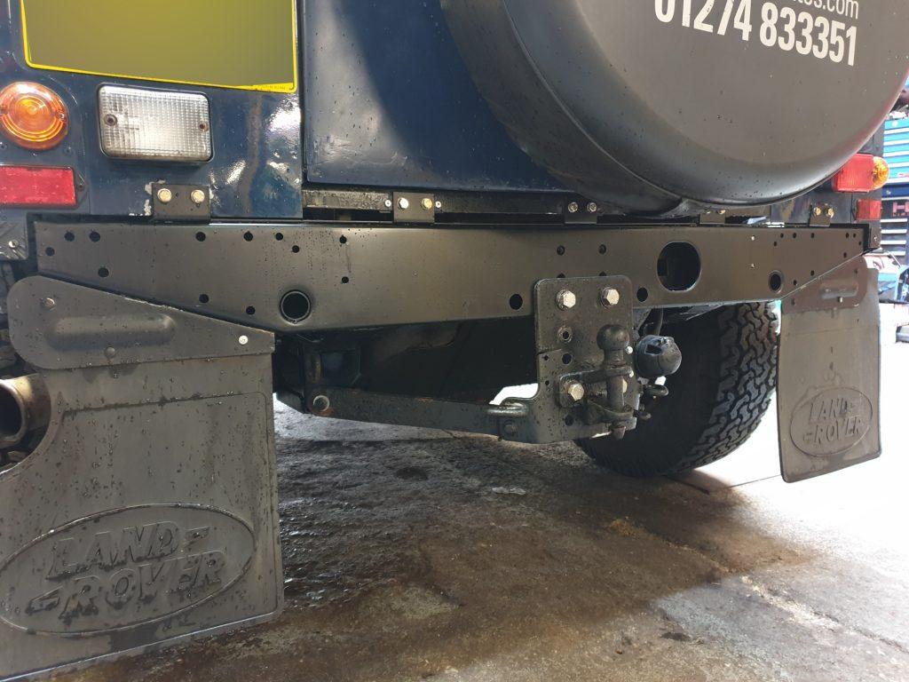 4x4 repairs in hampshire